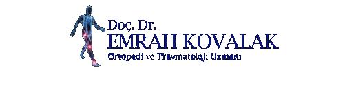 Doç. Dr. Emrah Kovalak